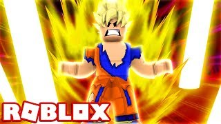 I'M SUPER SAIYAN (Roblox Dragon Ball Z Final Stand) #3