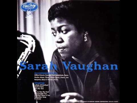 Sarah Vaughan with Jimmy Jones Trio - Embraceable You