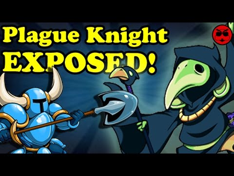 Shovel Knight's Plague...EXPOSED! - Culture Shock