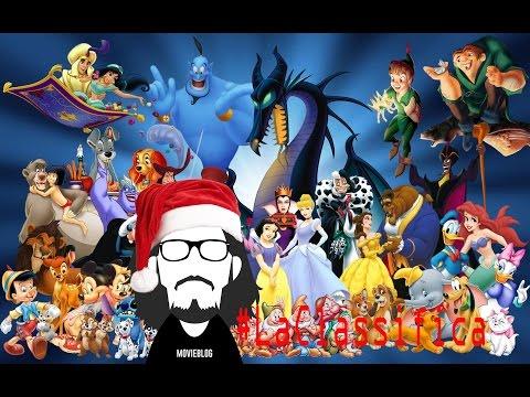 #LaClassifica: I 7 Classici Disney Che Mi Hanno Segnato #ViChristmas