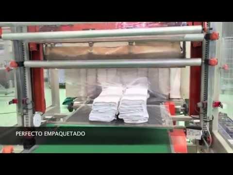 lavanderia industrial madrid biolavado empaquetado