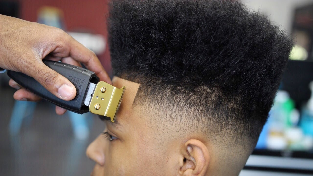 Haircut Tutorial Hightop Fade Kid Amp Play Youtube