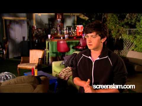 Neighbors: Craig Roberts On Set Exclusive Interview