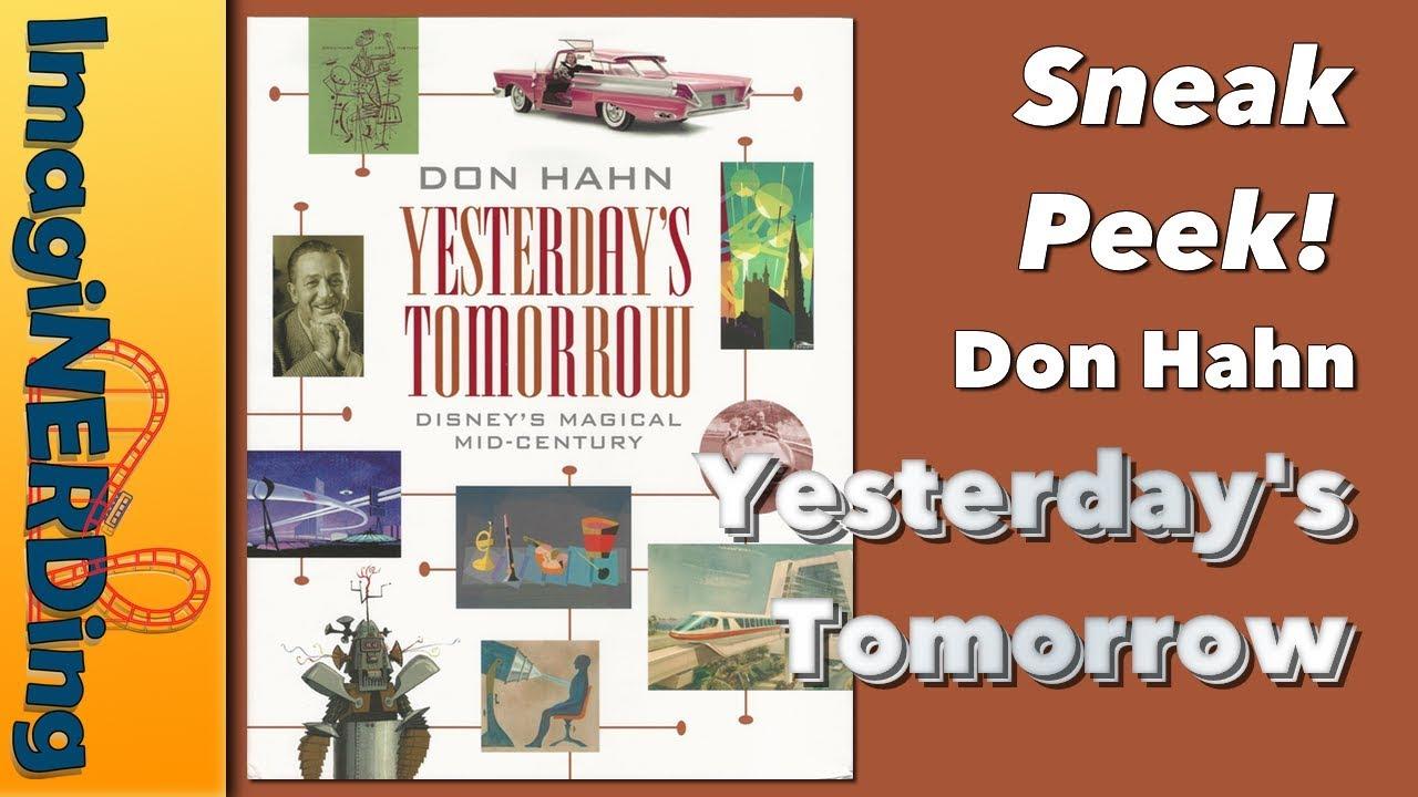 Yesterdays Tomorrow Disneys Magical Mid-Century