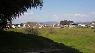 奈良一番大きい前方後円墳の丸山古墳 の