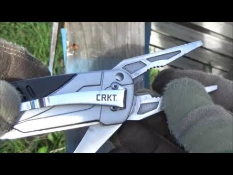 CRKT Bivy Multitool Review On Multitool Monday