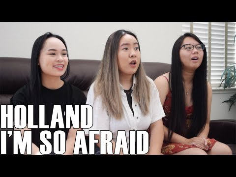 Holland - I'm so Afraid (Reaction Video)