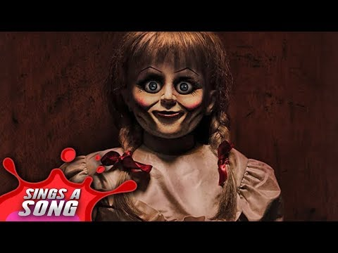 Annabelle Sings A Song (The Conjuring Universe Nun Parody)