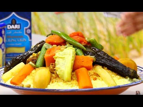 choumicha-:-couscous-aux-sept-légumes-|-seven-vegetables-couscous