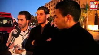 """Les héros du film """"Les Chevaux de Dieu"""" parlent de leurs expériences avec Nabil Ayouch !"""
