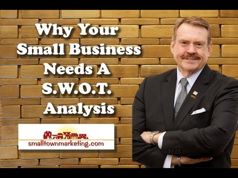 [Podcast] Why Your Small Business Needs A S.W.O.T. Analysis