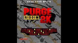 PURGE RIDDIM PREVIEW MIX BY DJ MIXIMIXI PROBLEM CHILD 2015 @HAADROKKMUZIK