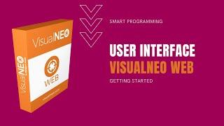 VisualNEO Web. The Interface