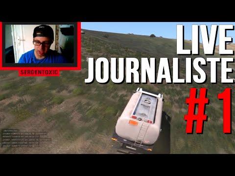 Presse FRF - Live Journaliste #1 : Rapports de la Police du 27/01/2015