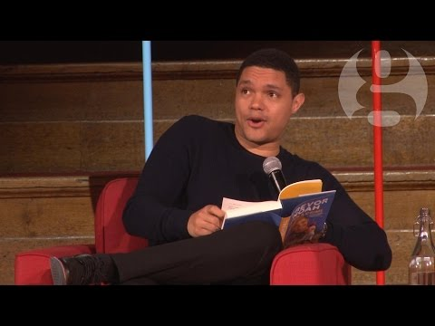 Trevor Noah interview for Guardian Live  full video