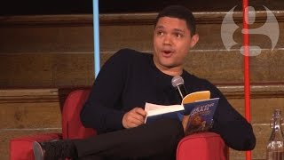 Trevor Noah interview for Guardian Live – full video thumbnail