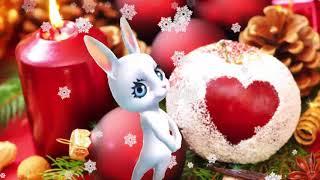 Христианское рождество. Поздравительные открытки с рождеством.