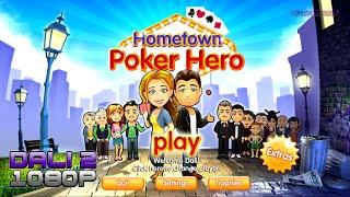 Hometown Poker Hero Premium Edition PC Gameplay FullHD 1080p