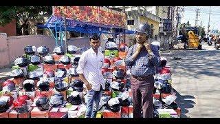 Helmet Rule in Karimnagar