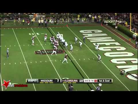 Shane Ray vs South Carolina 2014