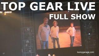 Top Gear Live Full Episode