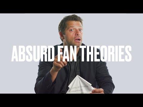 Misha Collins Responds to Your Craziest Supernatural Fan Theories | ELLE