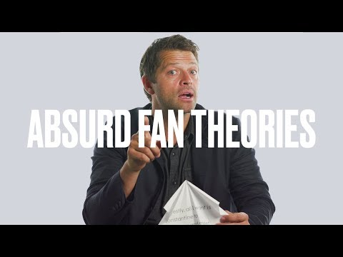 Misha Collins Responds to Your Craziest Supernatural Fan Theories  ELLE