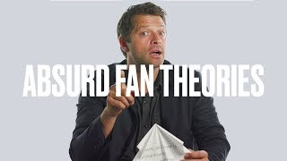 Misha Collins Responds to Your Craziest Supernatural Fan Theories | ELLE