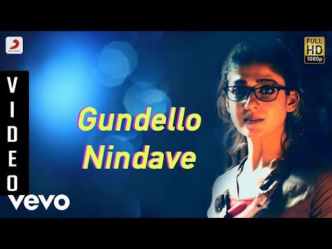 Dora Telugu - Gundello Nindave Telugu Video | Nayanthara | Vivek - Mervin