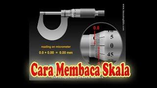 Video Cara Membaca Skala Mikrometer Skrup download MP3, 3GP, MP4, WEBM, AVI, FLV November 2018