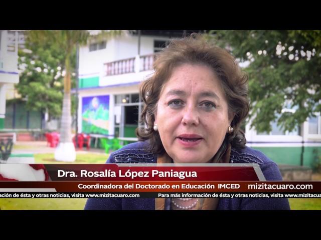 IMCED Zitácuaro Oferta Doctorado en Educación   2017 - 2020