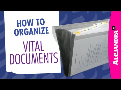 how-to-organize-important-documents-at-home-(part-6-of-10-paper-clutter-series)