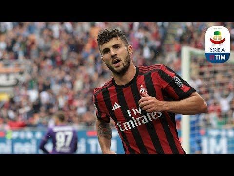 Il gol di Cutrone (58') - Milan - Fiorentina 5-1 - Giornata 38 - Serie A TIM 2017/18