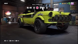 NFS Payback: Chevrolet Bel Air [Offroad Build]