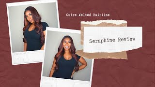 She's Cute! | Outre Melted Hairline Seraphine Review