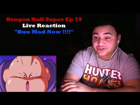 Dragon Ball Super Episode 79 Live Reaction