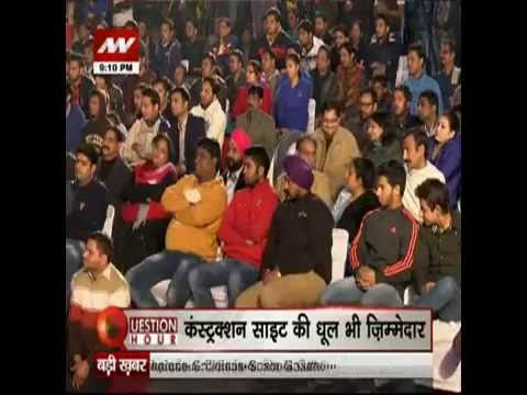 Exclusive: Odd Even formula debated at Central Park, Connaught Place in Delhi