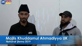 MKA UK National Ijtema LIVE