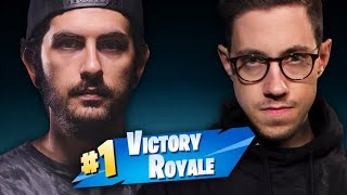 Ich carry Daddy 🍑 | Fortnite feat. Borgore