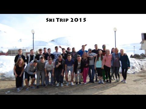 [Craigie high school] Ski Trip: Italy 2015