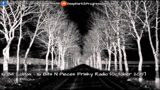 16 Bit Lolitas - 16 Bits N Pieces Frisky Radio (October 2015)