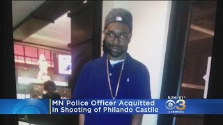 Minnesota Police Officer Acquitted In Shooting Death