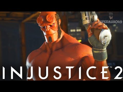 The Best Looking Hellboy! - Injustice 2