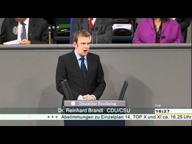 Plenarrede zum Haushaltsgesetz 2012, Einzelplan 14