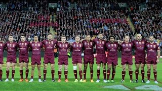 QLD MAROONS - UNSTOPPABLE