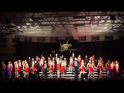 "Spirit Lake High School Show Choir ""Music Factory"": Embers h"