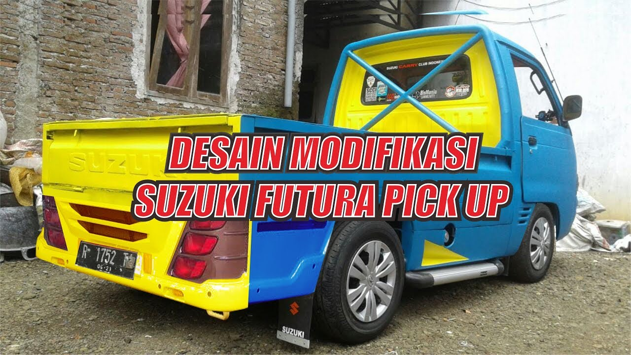 400+ Modifikasi Mobil Pick Up Carry HD Terbaru