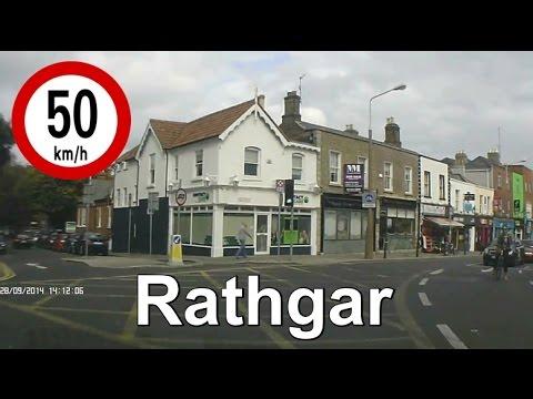 Dash Cam Ireland - Rathgar Road, Dublin 6