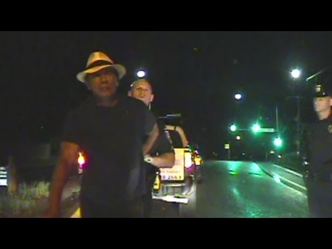 Actor Wes Studi arrested for DWI, caught on cam in vulgar outburst