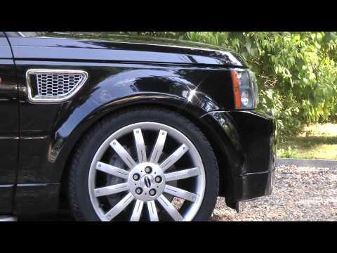 Range Rover Sport Hst Youtube